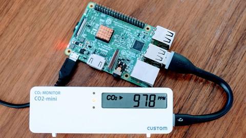 【電子工作不要】Raspberry PiとPythonで感染症対策~IoT換気モニタリング講座~