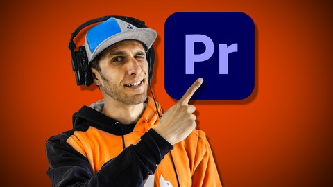 Learn to EDIT a video in PREMIERE PRO 2020 in 1 hour