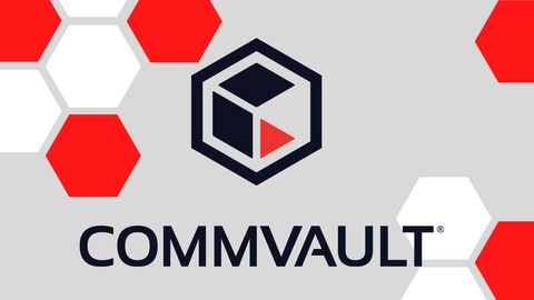 CommVault 11 beginner course