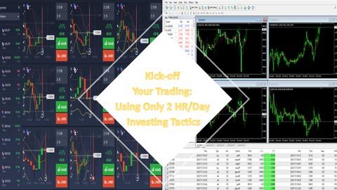 Trading Secrets Revealed: My 2 HR/Day Strategies & Tactics