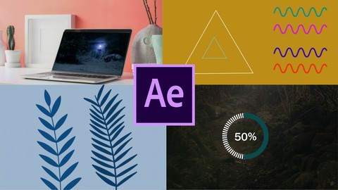 After effects cc : The Complete Motion Graphics Design & VFX
