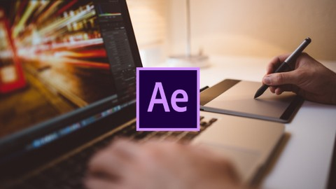 Adobe After Effects : Create Creative Text Animation