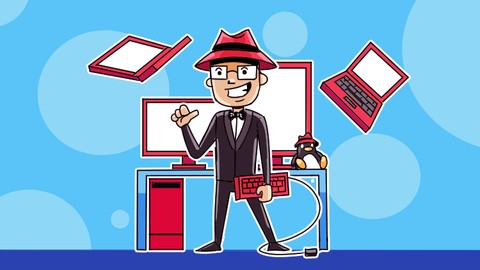 Complete Red Hat System Administration Boot Camp - RHCSA 8
