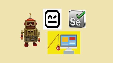 Robot Framework with Selenium - Web Automation