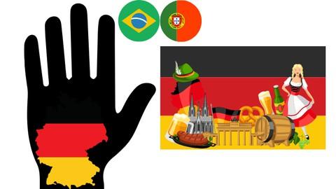 Alemão em 5 palavras - Curso 1 - Do zero a iniciante (A1)