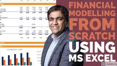 Financial Modelling from Scratch using Microsoft Excel