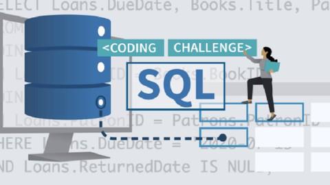 SQL Server : Défis Code avec 50 exercices.