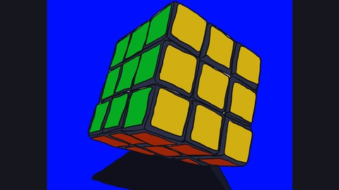 How to solve a 3x3 Rubik Cube