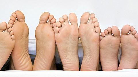 Interpretare il piede: un gioco per conoscersi
