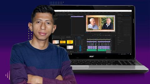 Curso completo de Adobe Premiere Pro CC 2020 / 2021