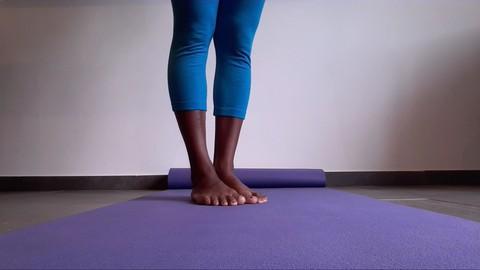 Yoga-Therapie für die Füße