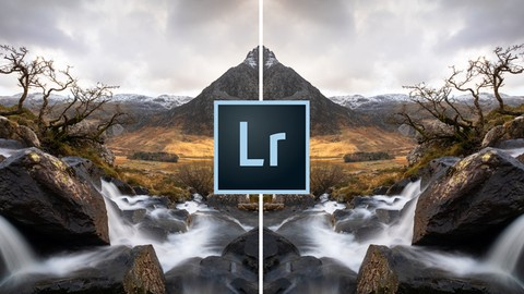 Landscape Photography Editing with Adobe Lightroom CC