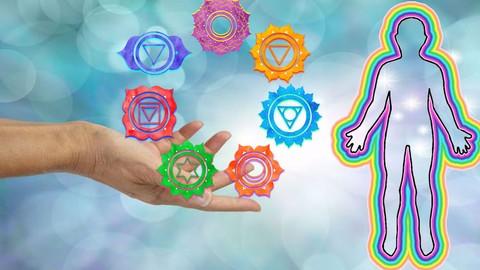 Aura & Chakra Energy Healing Level-1