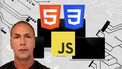 Modern Web Design Beginners HTML CSS JavaScript 25+ Projects