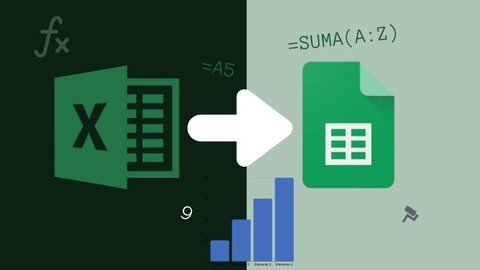 Google Sheets Intermedio: Domina la alternativa a Excel
