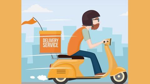 Criando um Site para Delivery