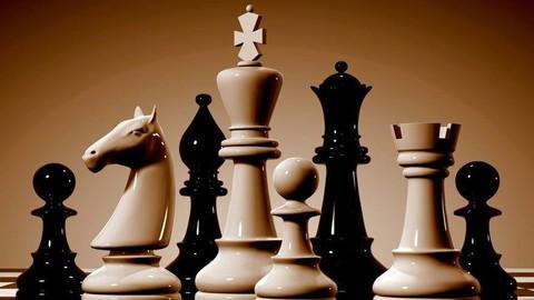 Satranç Ulusal Eğitmeninden A'dan Z'ye Dev Satranç Kursu