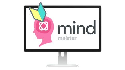 【一人起業家必見】はじめてのマインドマップ!マインドマイスター(無料)を使って、あなたのアイデアをビジネス講座にする方法