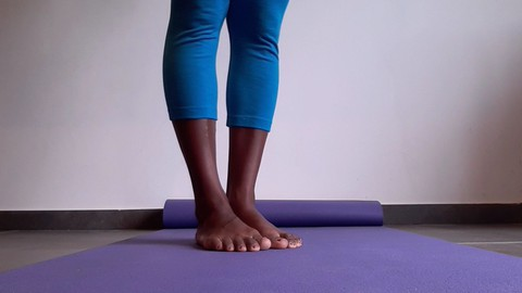 Yoga-therapy for the feet