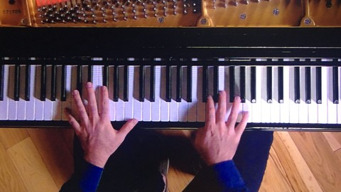 Super Easy Bite-Sized Melodies for Piano Beginners