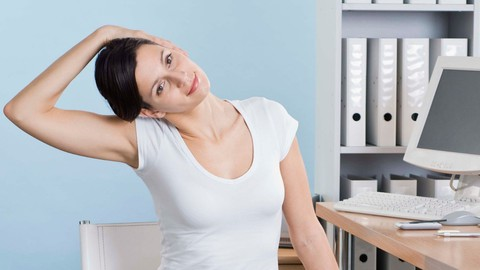 Simple Yoga for busy professionals- The office Yogis Guide