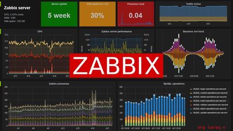 Zabbix Monitoring SW Implementation / Linux