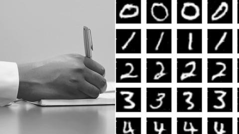 AIで条件付の手書数字を生成しよう。Conditional GANで学ぶ生成モデル