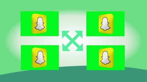 Snapchat (Beginners & Advanced): Fast Track Training