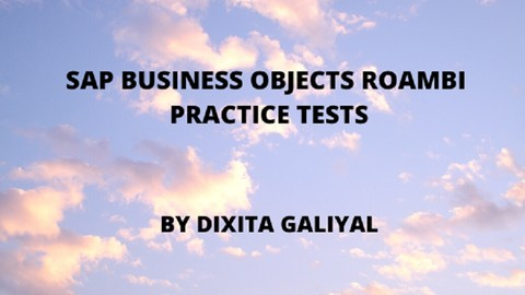 SAP BusinessObjects Roambi by Dixita Galiyal