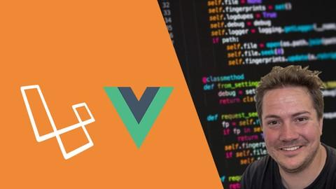 Crash Course Laravel and Vue JS 2021 Bootcamp + free CMS