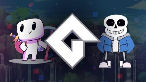 Sıfırdan GameMaker Studio 2 Desktop Öğrenin! Oyun Geliştirin