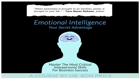 Emotional Intelligence - Your Secret Advantage