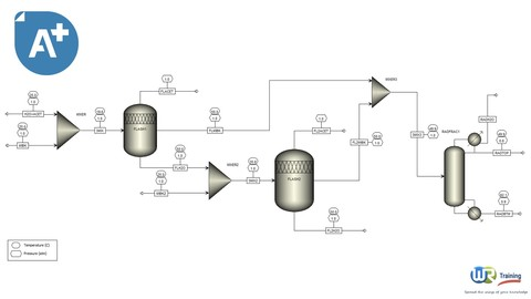 Aspen Plus V11 : Flash , Distillation & Extraction Processes