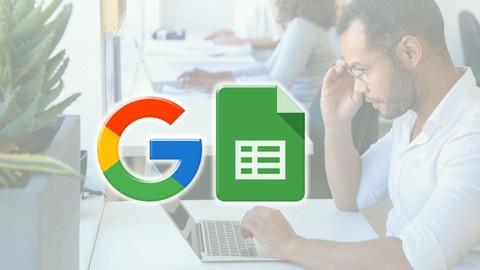 Google Planilhas - Básico ao Avançado