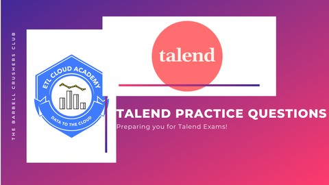 Talend Practice Certification Exams