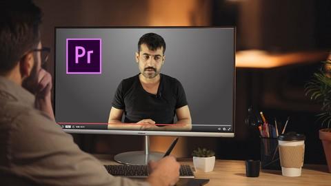 Adobe Premiere Pro mesleki eğitim seti