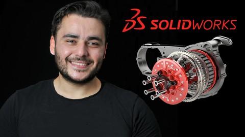 SolidWorks 2019 Montaj Eğitimi (Promosyon Kodu✓)