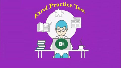 MS Excel Practice Tests for Interviews and Exam Preparation