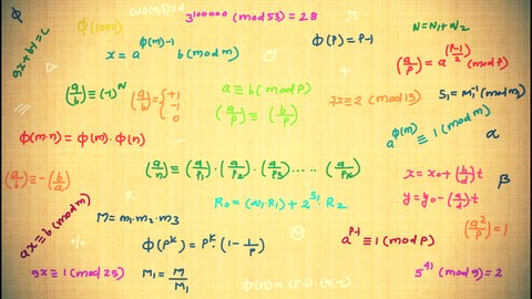 Number Theory / Modular Arithmetic