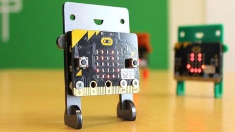 Curso basico de robotica con Microbit