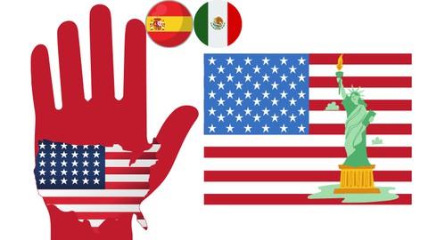 Inglés 5 palabras - Curso 1 gratis para hispanohablantes