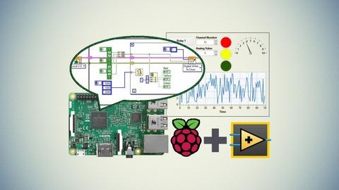 LabVIEW 2020 ile Raspberry Pi Programlamayı Öğrenin