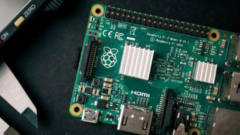 Internet de las cosas con Raspberry Pi - Curso inicial