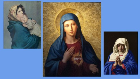 Catholic understanding of Mary and her role in the Church