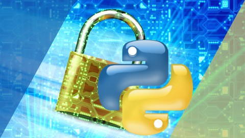 Master Modern Security and Cryptography by Coding in Python