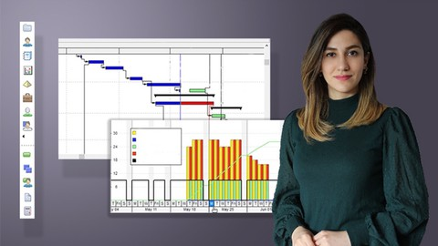 Primavera P6, Planning, Cost, Project Control + Full Support