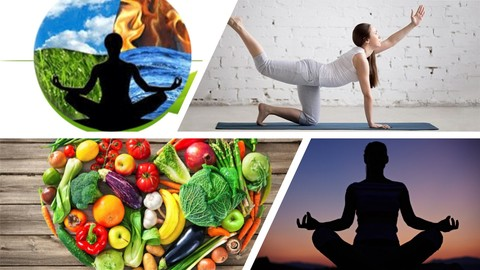 Nature Cure for holistic Well Being -An Integrated Approach.