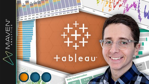 Tableau Desktop for Data Analysis & Data Visualization
