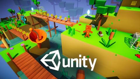 Formation Unity 3D (2021)  : Créez des jeux avec Unity et C#