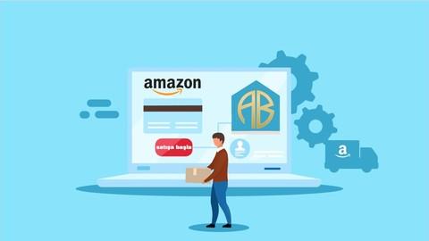 Amazon'da FBA Online + Retail Arbitrage ve Wholesale Eğitimi